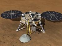 На борту космического аппарата, приземлившегося на Марс, чип с именами запорожцев