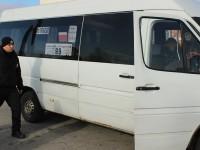 В Запорожье неисправную маршрутку сняли с рейса