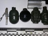 Житель Запорожской области оборудовал на своей СТО оружейный цех