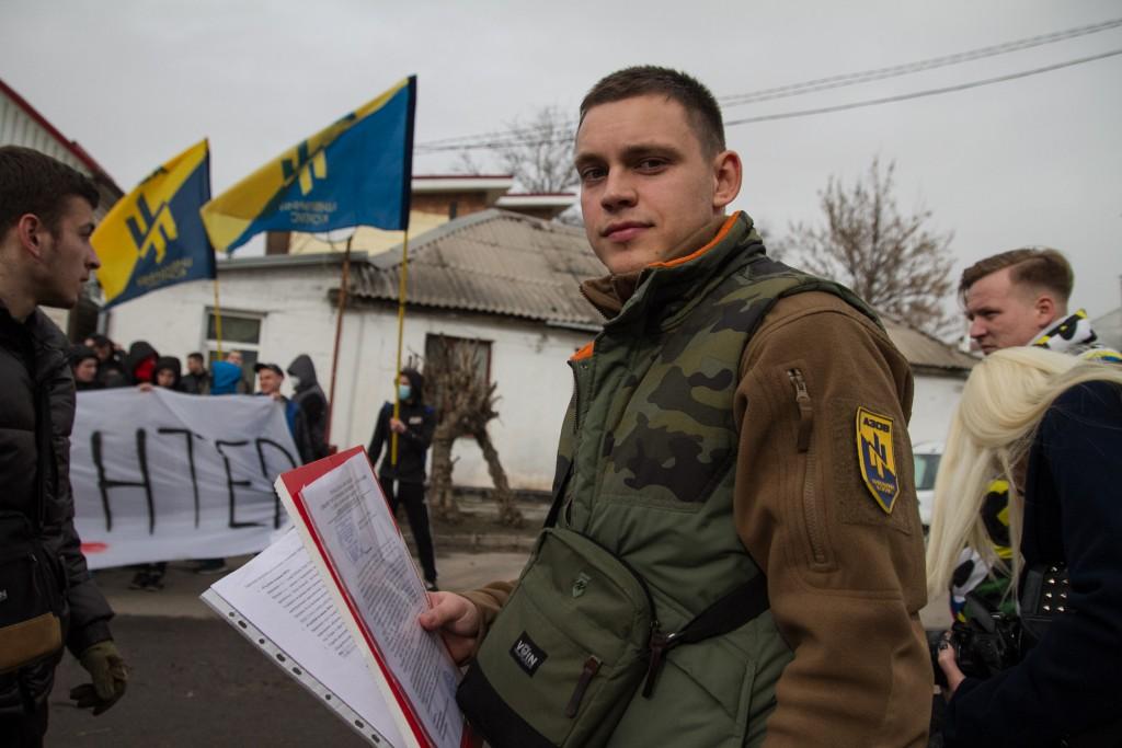 """""""Азову"""" отдают в центре Запорожья помещение на 700 квадратов"""