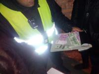 Сделал только хуже: На трассе под Запорожьем водитель пытался подкупить патрульных