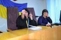 «Ой, б**ть, оголошується перерва» судья скрутила адвокату дулю во время заседания (Видео)