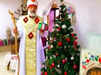 На Хортице открывается приемная Святого Николая