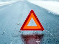 Под Запорожьем на скользкой дороге маршрутка с пассажирами попала в аварию – есть пострадавшие