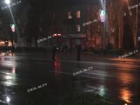 В Запорожской области водитель «Ланоса» отвез сбитую девочку в больницу и сбежал