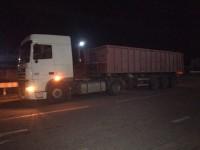 В Запорожской области перегруженные грузовики получили штрафов на 5 тысяч евро