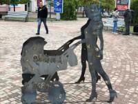 В Бердянске осудили хулиганов, которые повредили инсталляцию «Война рядом»