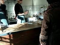 В популярной запорожской кофейне работал нелегал из России