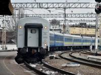 Кофемашина и светодиодные лампы: как выглядит новый поезд «Запорожье-Ужгород»