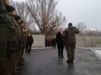 В Запорожье приезжал Аваков: вручил награды и ключи от квартир