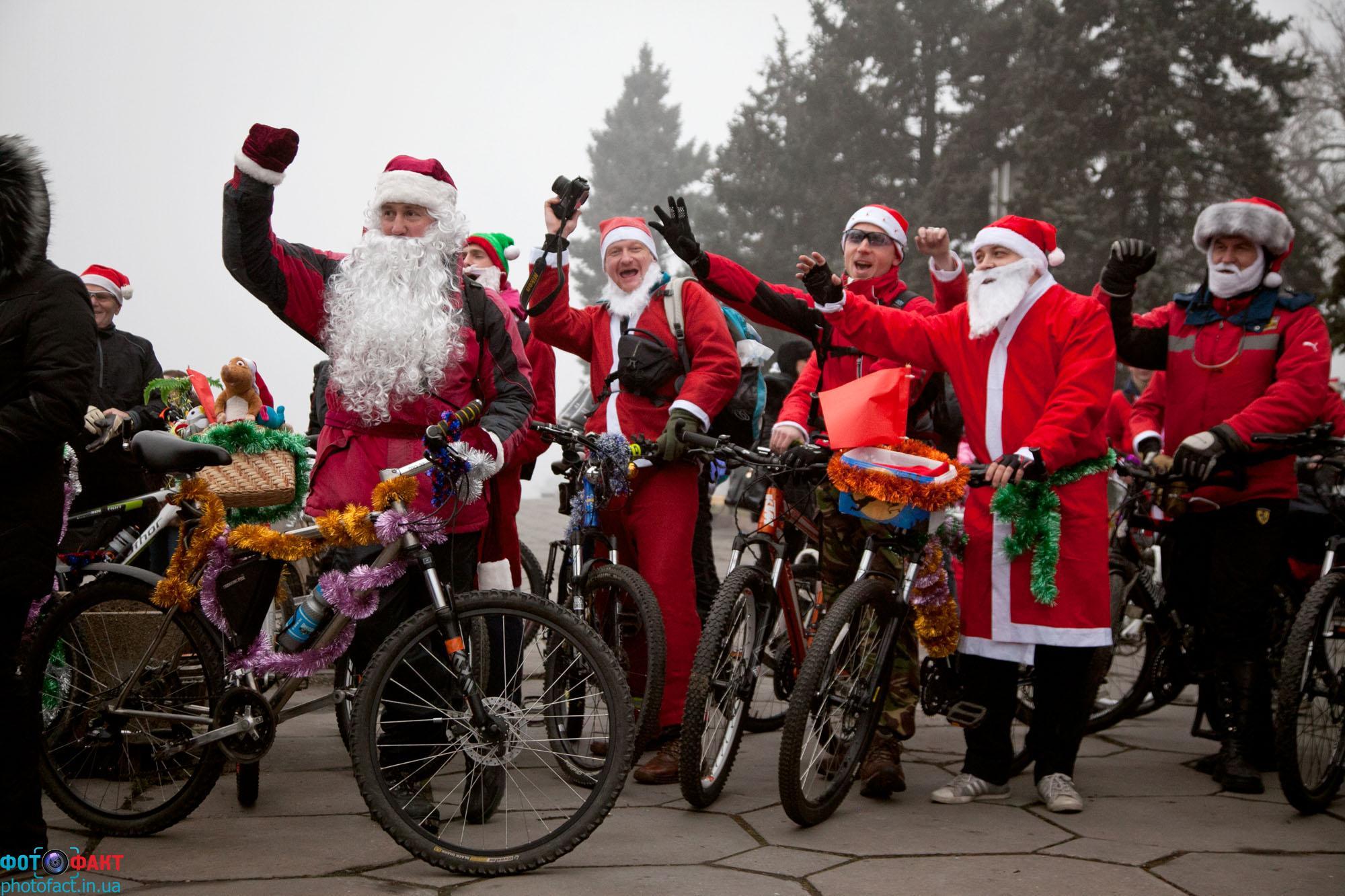 Запорожцы вместо Деда Мороза увидят нового персонажа