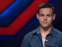 Бердянец поборется за главный приз в шоу «Х-фактор» (Видео)