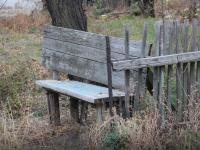 В запорожском селе умер единственный житель