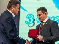 «За заслуги перед краем»: Буряк получил награду от облсовета