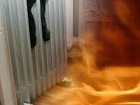 Ночью из горящего студенческого общежития эвакуировали полсотни человек
