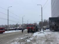Территорию возле «Авроры» оцепили из-за сообщения о гранате
