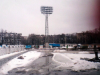 Как строилась «Славутич-Арена»: в сети опубликовали ретро-фото