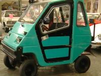 «Авто, которое можно обнять»: запорожский музей пополнился необычным экспонатом