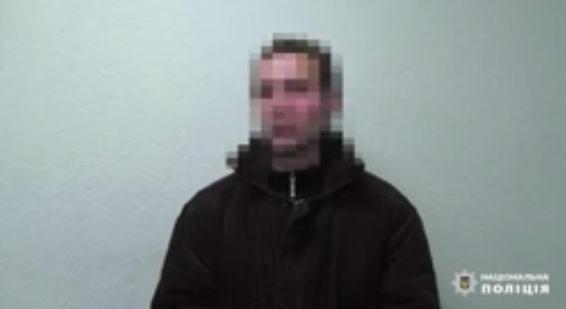 """""""Посмотрел, потрогал"""": в Запорожье задержали педофила, угрожавшего ножом подростку в лифте (Видео)"""