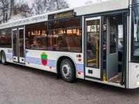 С завтрашнего дня на Бабурку запускают еще один маршрут с большими автобусами