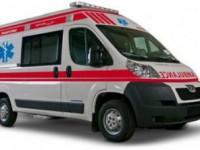 Запорожец пытался угнать «скорую», пока медики помогали пострадавшему