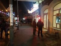 В Бердянске из банка эвакуировали посетителей из-за анонимного звонка (Обновлено)