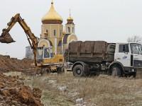 Масштабная авария на коллекторе в Бердянске: на подмогу выехала техника из Мариуполя