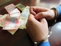 Запорожского офицера ВСУ задержали на получении взятки