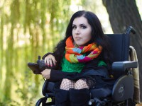 Запорожанка с инвалидностью получила статус работоспособной