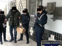 На взятке в 7 тысяч гривен задержали начальника отдела авиаремонтного завода