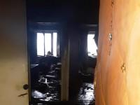 В Запорожье на пожаре погибли 2 пенсионера
