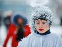 «Конкурс вертепов и лава на лаву»: на Фестивальной отпраздновали казацкое Рождество