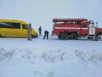 В Запорожской области перекрытыми остаются 5 участков дорог