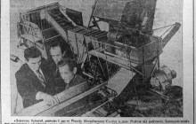 Макет ДнепроГЭС и комбайна – что запорожцы дарили Сталину на 70-летие