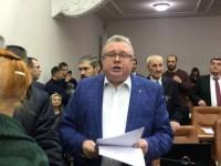 Запорожские депутаты отыскали прокурора области: он тут же попытался вручить подозрение одному из них (ВИДЕО)