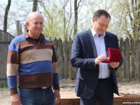 Фальшивого запорожского адмирала наградили ценным подарком