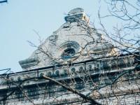 В старой части Запорожья «примарафетят» фасады домов