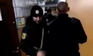 Запорожский патрульный сломал задержанному нос – заведено дело