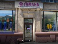 На центральном проспекте Запорожья обокрали музыкальный магазин