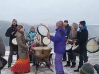 Трезвая пробежка и «музыкальное утро»: как запорожцы провели первый день нового года