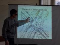 Активисты представили проект реконструкции главной улицы Бородинского микрорайона