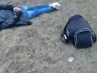 В Запорожской области банду задержали сразу после нападения на хозяина дома