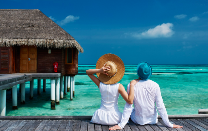 «По следам Порошенко»: как бюджетно отдохнуть на Мальдивах