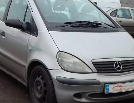 Запорожская депутат купила Мercedes за 30 тысяч гривен