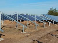 В одной из громад Запорожской области строят еще одну солнечную электростанцию