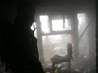 На «Запорожприборе» разгорелся пожар: пострадала сотрудница (Фото)