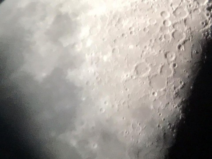 Фото: Дмитрий Гончаренко, сделанное с помощью телескопа