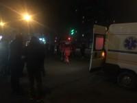 На перекрестке в Запорожье легковушка сбила 17-летнего пешехода (Фото)