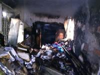 В Запорожской области загорелся магазин с детскими товарами (Фото)