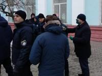 Облитый зеленкой в Бердянске Вилкул заявил, что его заказали в СБУ (Видео)